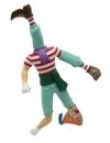 One Piece, Figurina articulata  Baggy 12 cm