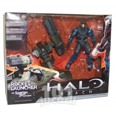 Halo Reach, Rocket Launcher & Spartan JFO