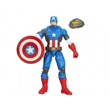 Marvel Legends Infinite, Captain America 15 cm