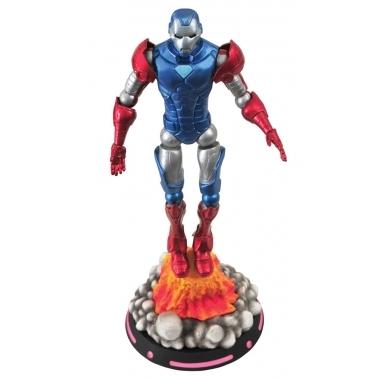 Figurina What If Captain America, 18 cm