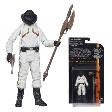 Figurina Jabba´s Skiff Guard, Black Series 10 cm