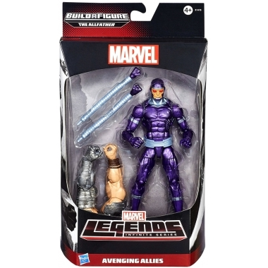 Marvel Legends Infinite, Figurina Machine Man 15 cm