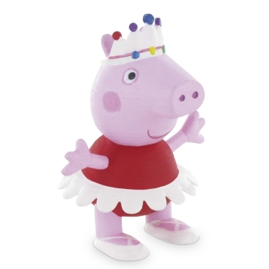 Minifigurina Peppa Pig Dancer 6 cm
