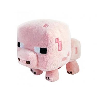 Jucarie plus Minecraft, Baby Pig 15 cm
