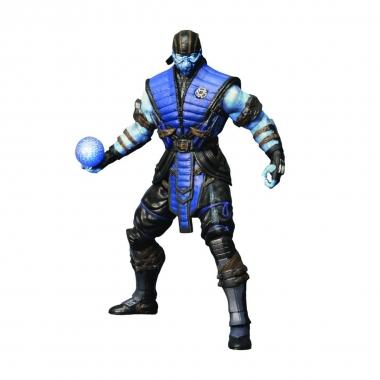 Mortal Kombat X Sub-Zero Ice Variant 15 cm