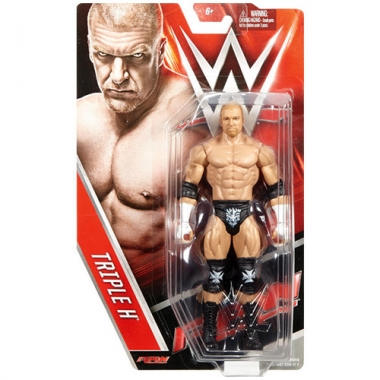 Figurina WWE Seria 59, Triple H 17 cm