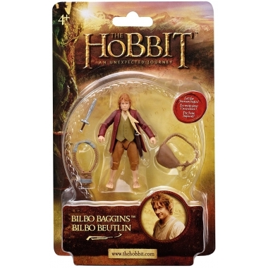 The Hobbit, Figurina Bilbo Baggins 10 cm