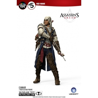 Assassin's Creed III, Figurina Connor 18 cm