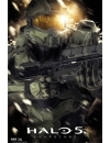Halo 5 Master Chief Poster 61x91 cm