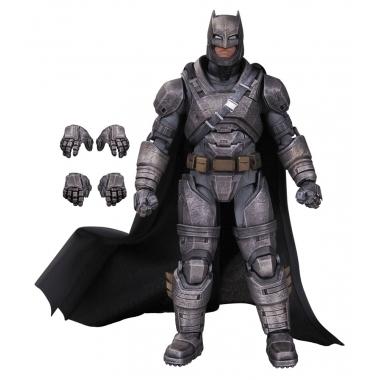 DC Films Action Figure Armored Batman 17 cm
