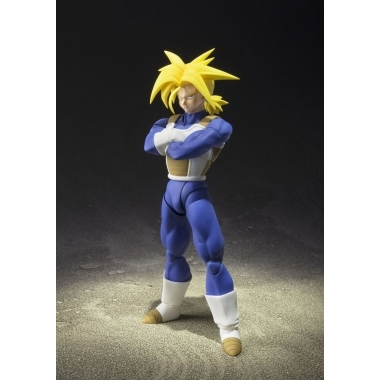 Dragonball Z Figurina Super Saiyan Trunks 14 cm