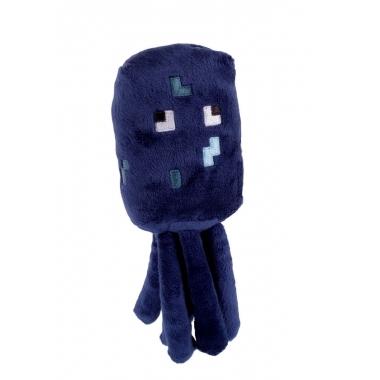 Jucarie plus Minecraft,  Squid 18 cm
