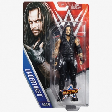 "Figurina Undertaker - WWE Series ""SummerSlam 2016"""