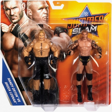 "Brock Lesnar & Randy Orton - WWE Battle Packs ""SummerSlam 2017"""