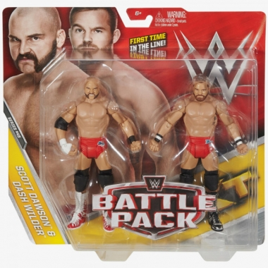 The Revival (Dash Wilder & Scott Dawson)  Battle Packs 45