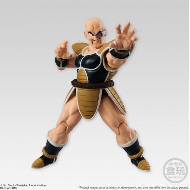 Dragonball Z Shodo, Figurina Nappa 10 cm