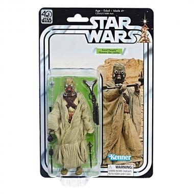 Star Wars Black Series 15 cm 40th Anniversary, Figurina Sandpeople