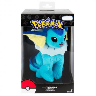 Pokemon Vaporeon, Jucarie de Plus 20 cm