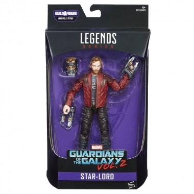 Figurina Marvel Legends 2017, Star-Lord (Movie) 15 cm