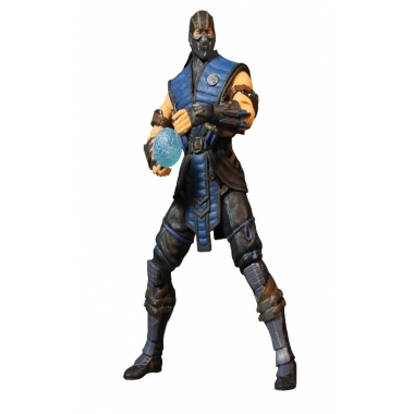 Mortal Kombat X articulata, Sub-Zero 30 cm