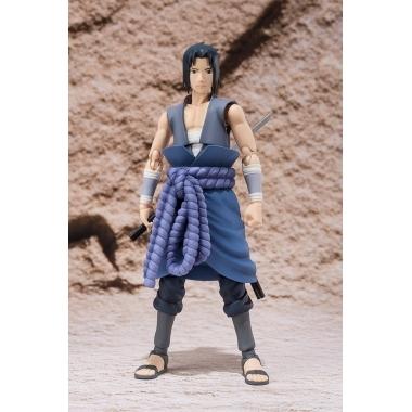 Figurina superarticulata Sasuke Uchiha Battle  15 cm