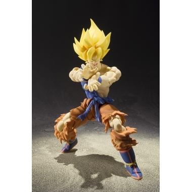 Super Saiyan Son Goku Warrior Awakening 16 cm